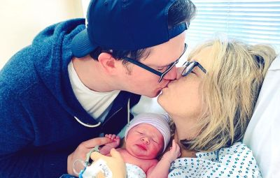 Dylan Dreyer gives birth