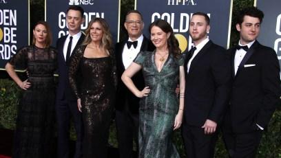 77th Annual Golden Globe Awards - Arrivals, Beverly Hills, USA - 05 Jan 2020