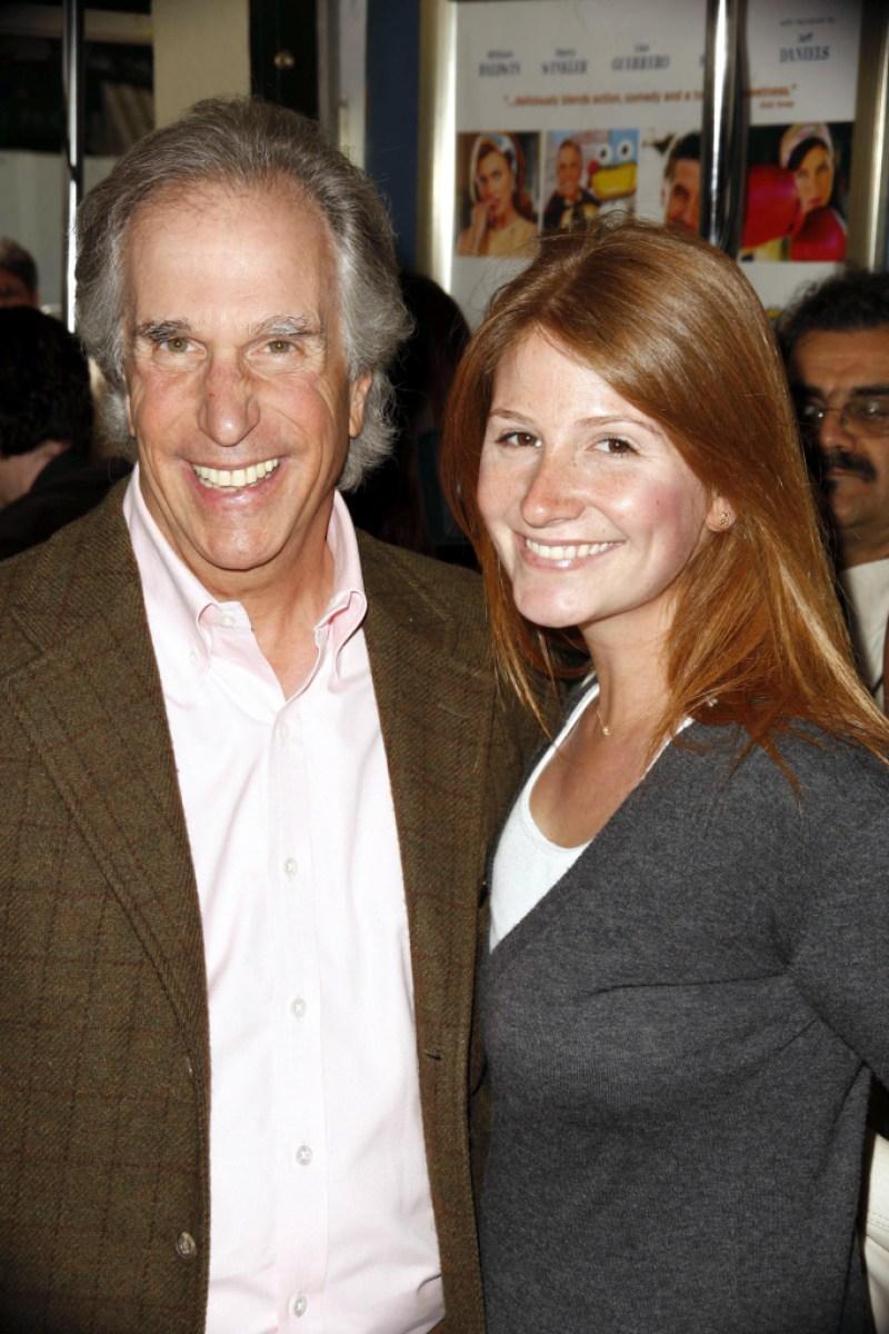 Henry WInkler daughter Zoe