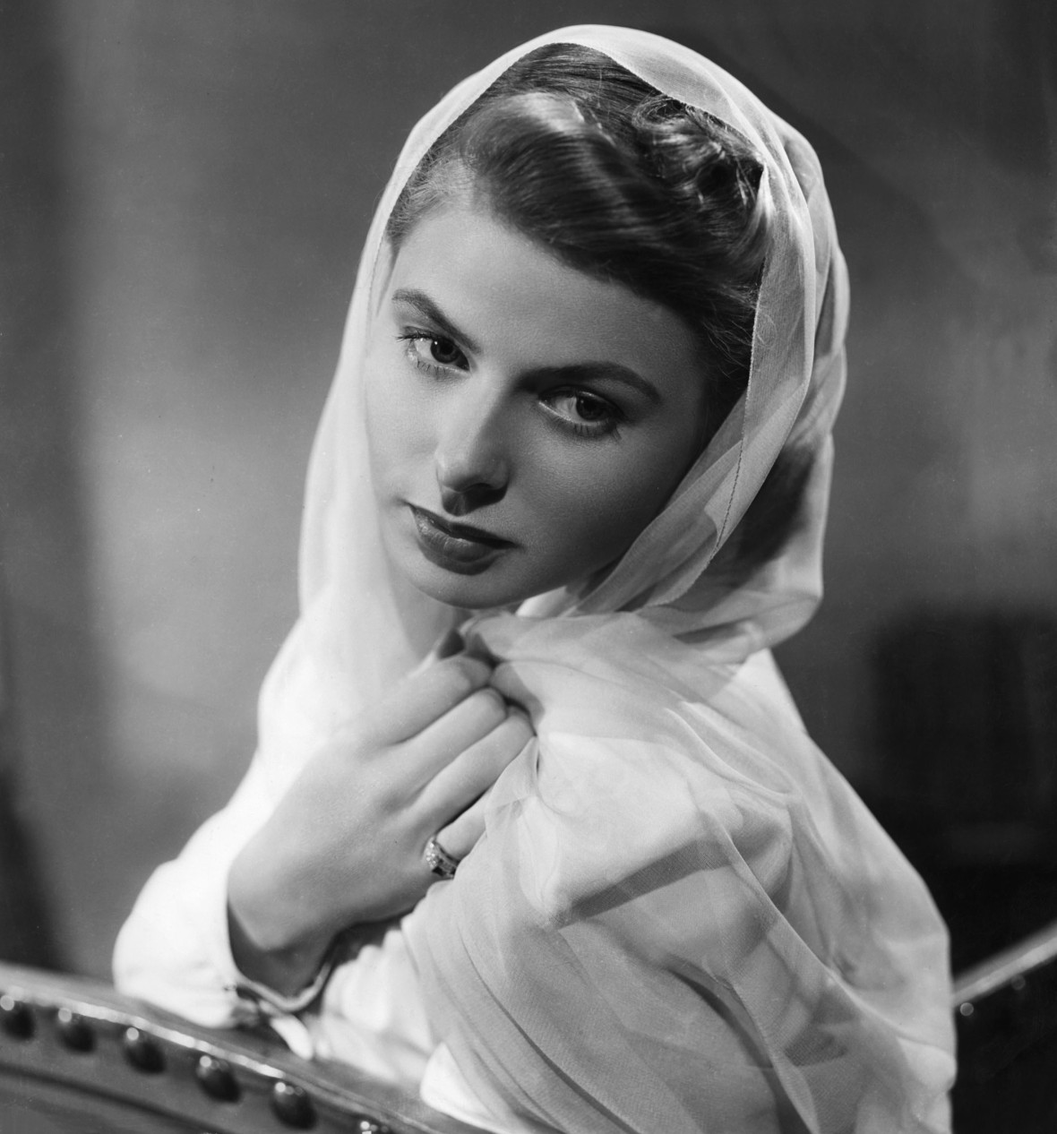 Ingrid Bergman in 'Casablanca'