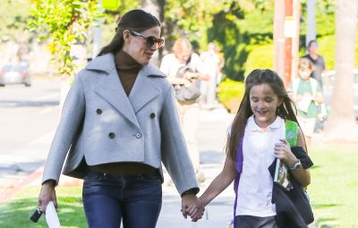 Jennifer Garner out and about, Los Angeles, USA - 17 Oct 2018