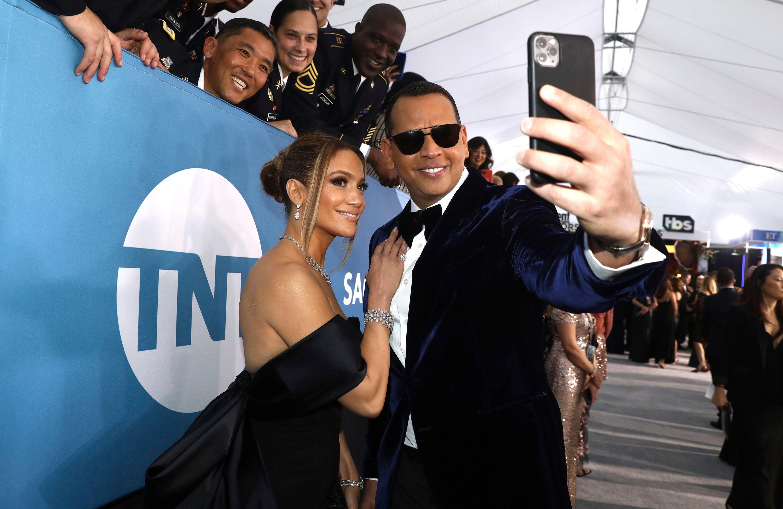 Jennifer Lopez and Alex Rodriguez Skip 2020 Grammys Ahead of Big Super Bowl Performance