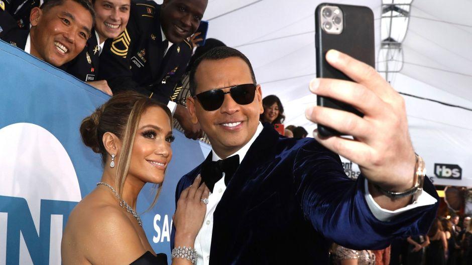 Jennifer Lopez and Alex Rodriguez Skip 2020 Grammys