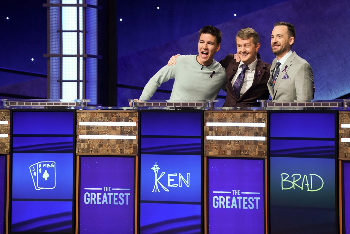 'Jeopardy! The Greatest of All Time' Contestants