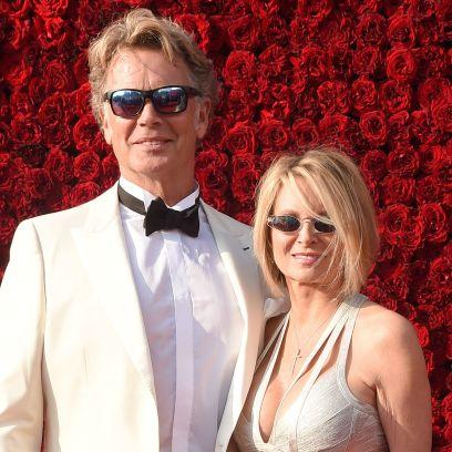 John Schneider and Wife Alicia Allain