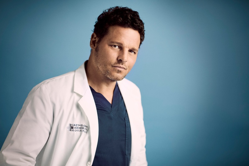 Justin Chambers on 'Grey's Anatomy'