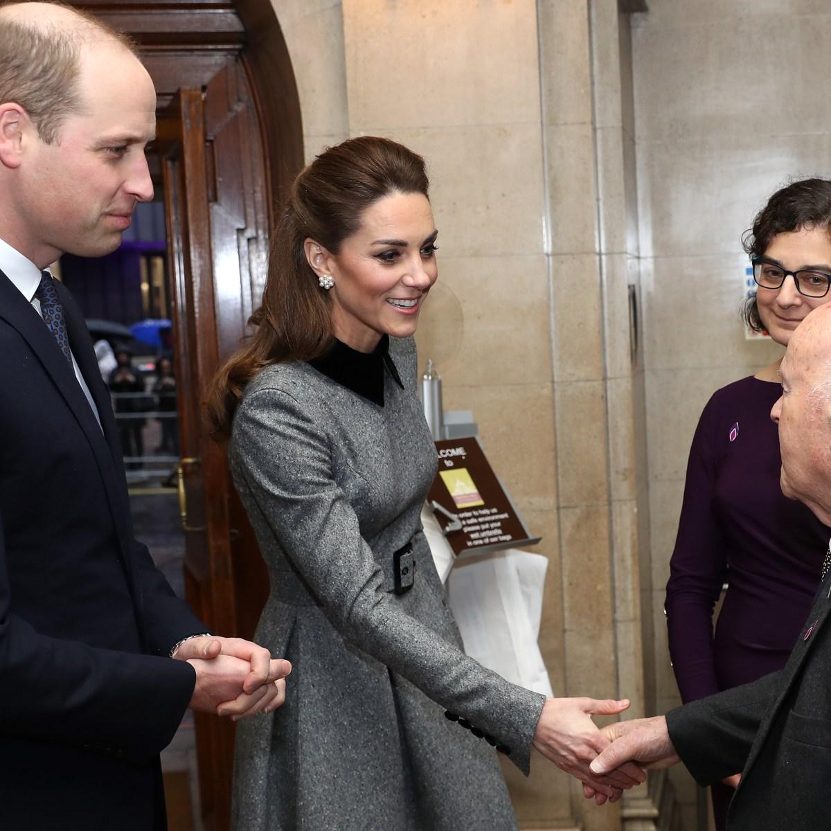 Kate Middleton Unveils Powerful Portraits of Holocaust Survivors She Photographed at Kensington Palace