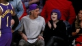 kelly-osbourne-lakers-game