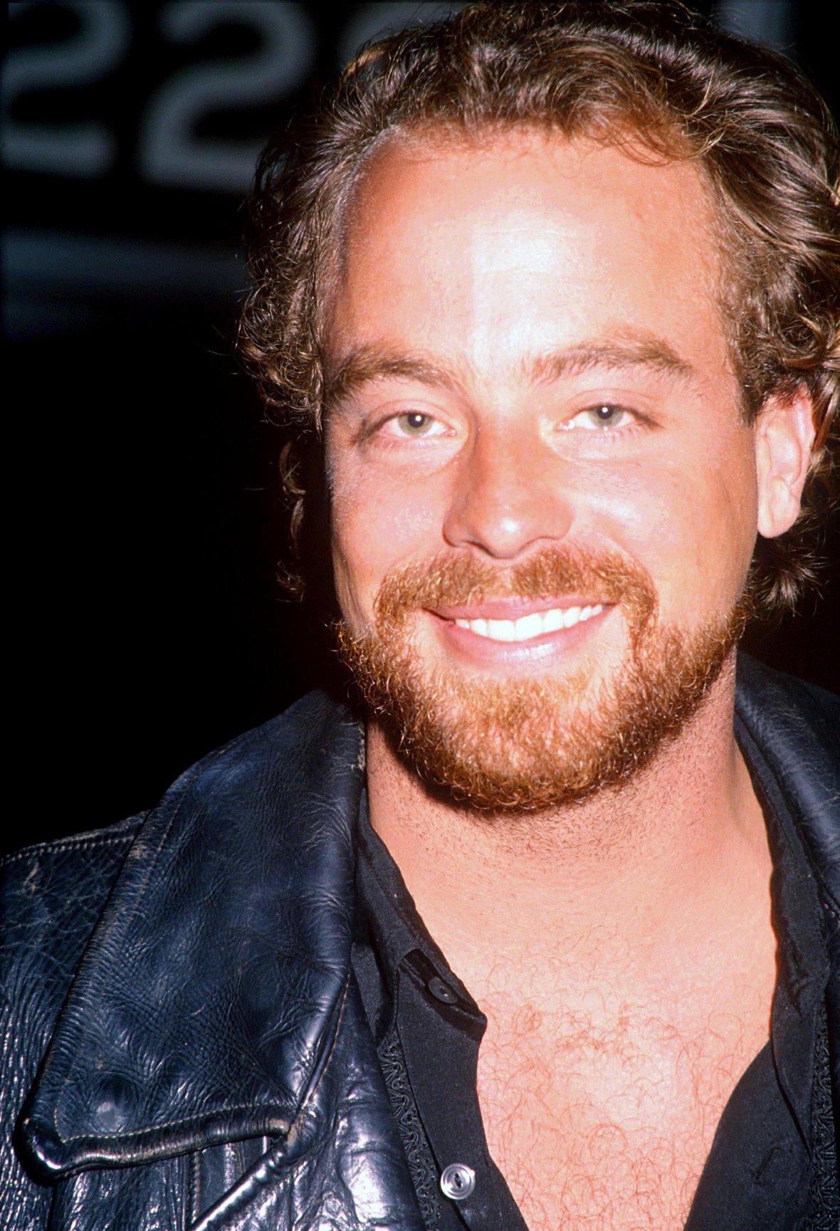 Leif Garrett in 1991