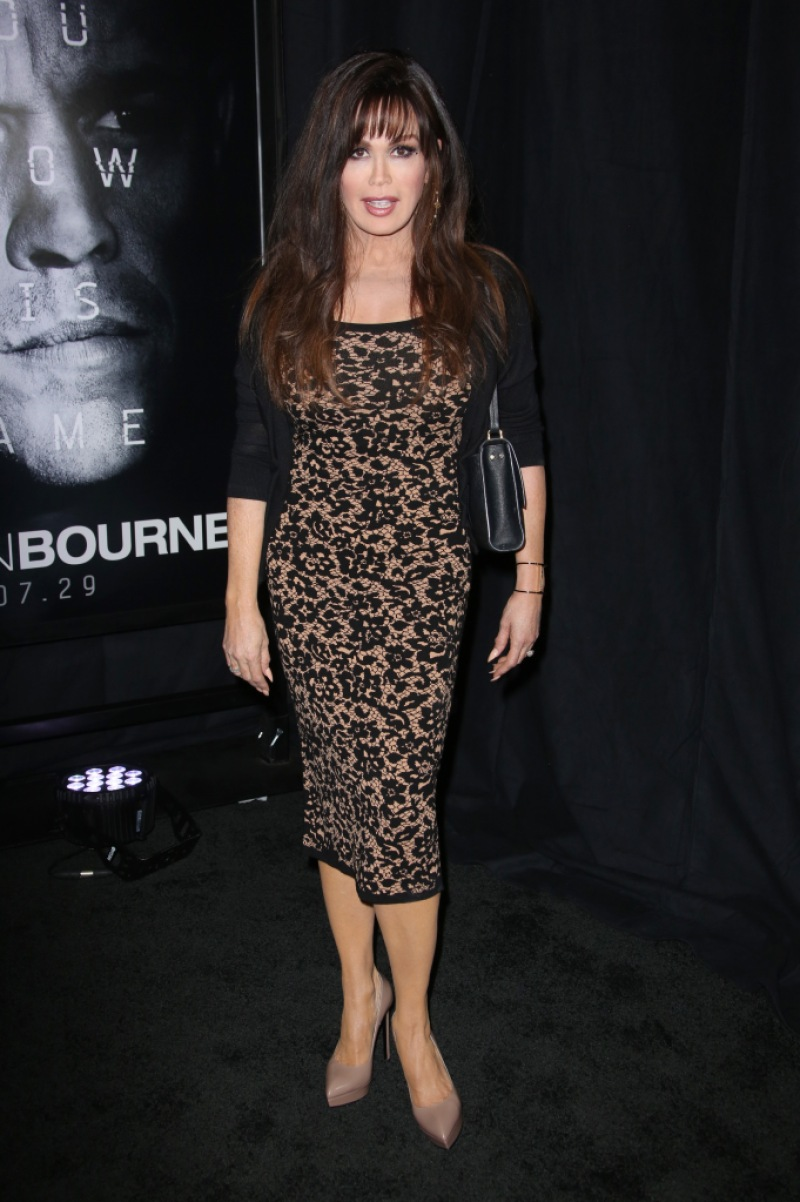 'Jason Bourne' film premiere, Las Vegas, USA - 18 Jul 2016