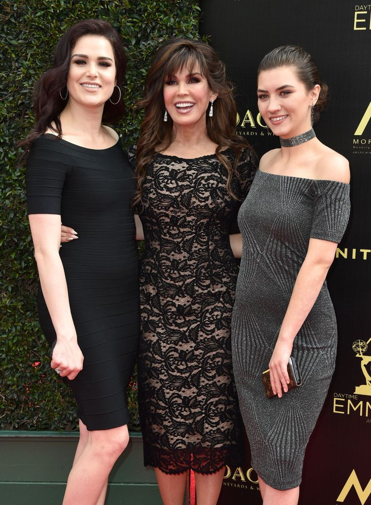 45th Annual Daytime Emmy Awards, Arrivals, Los Angeles, USA - 29 Apr 2018