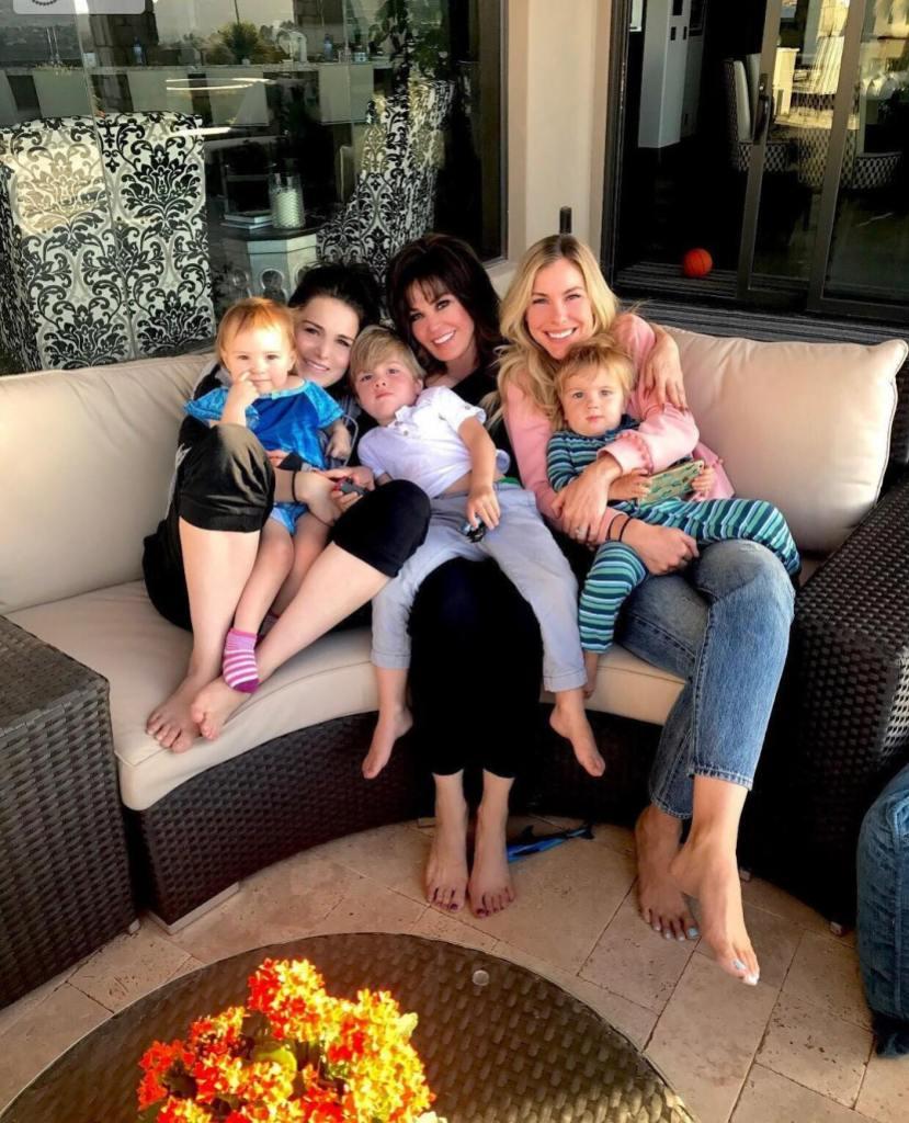 marie-osmond-family-instagram-moments
