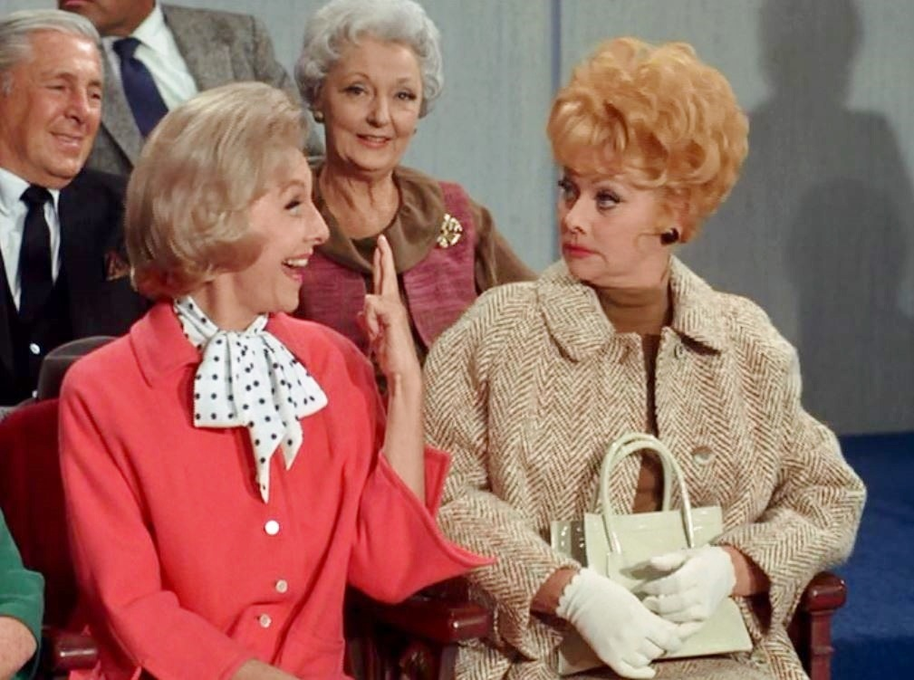 I Love Lucy' Star Mary Jane Croft: Lucille Ball's Frequent TV Sidekick