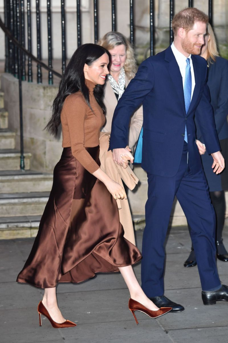 meghan markle and prince harry s first appearance of 2020 photos https www closerweekly com posts meghan markle and prince harrys first appearance of 2020 photos