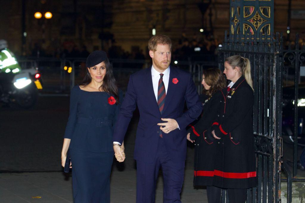 National Service to mark the Centenary of the Armistice, Westminster Abbey, London, UK - 11 Nov 2018