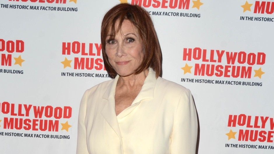 Michele Lee Celebrating the 40th Anniversary of 'Knots Landing'