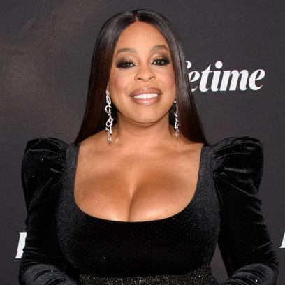 Niecy Nash at the Premiere of 'Stolen By My Mother: The Kamiyah Mobley Story'