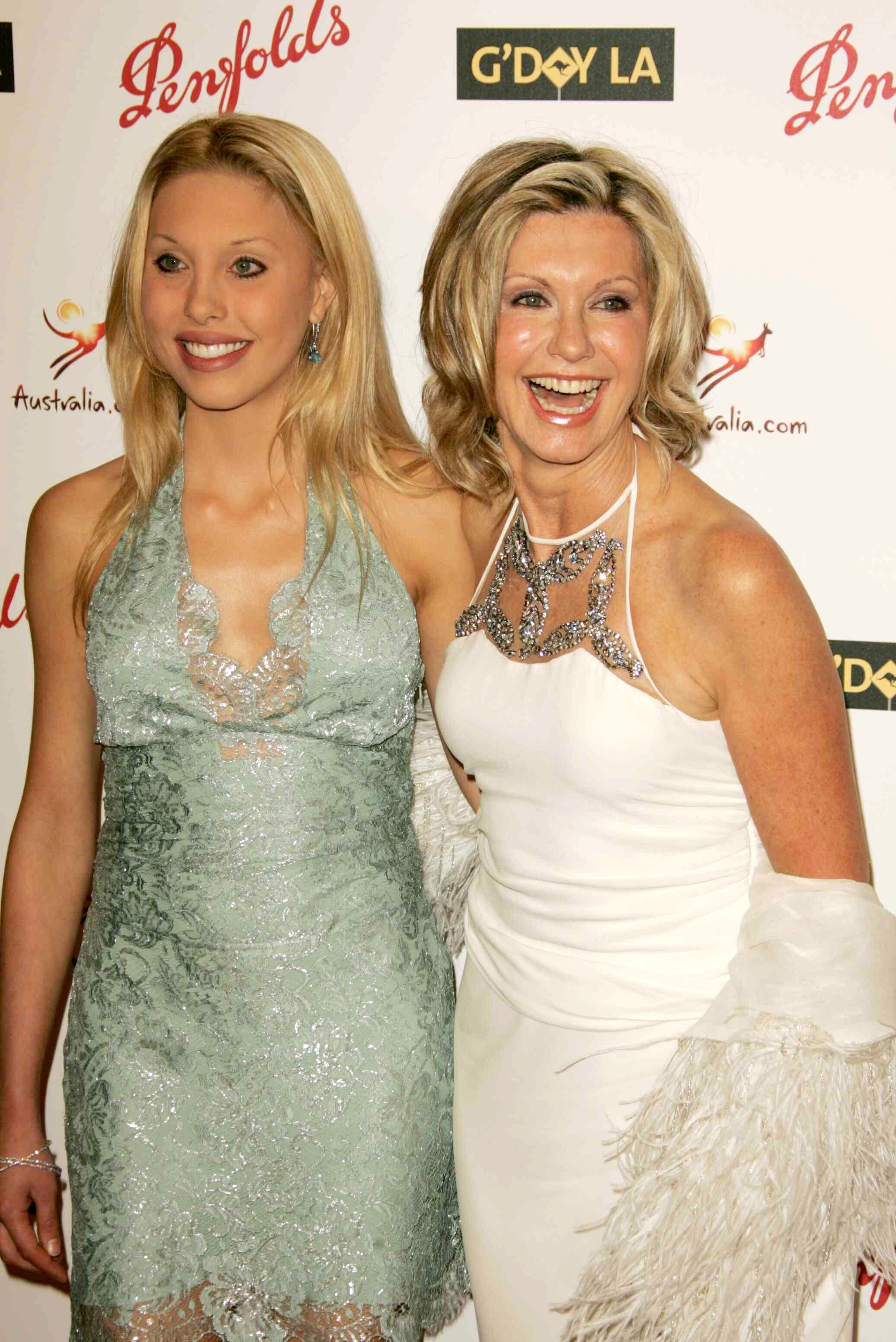 Olivia Newton-John Announces Daughter Chloe, 33, Is Cast on 'DWTS' Australia: 'So Excited'