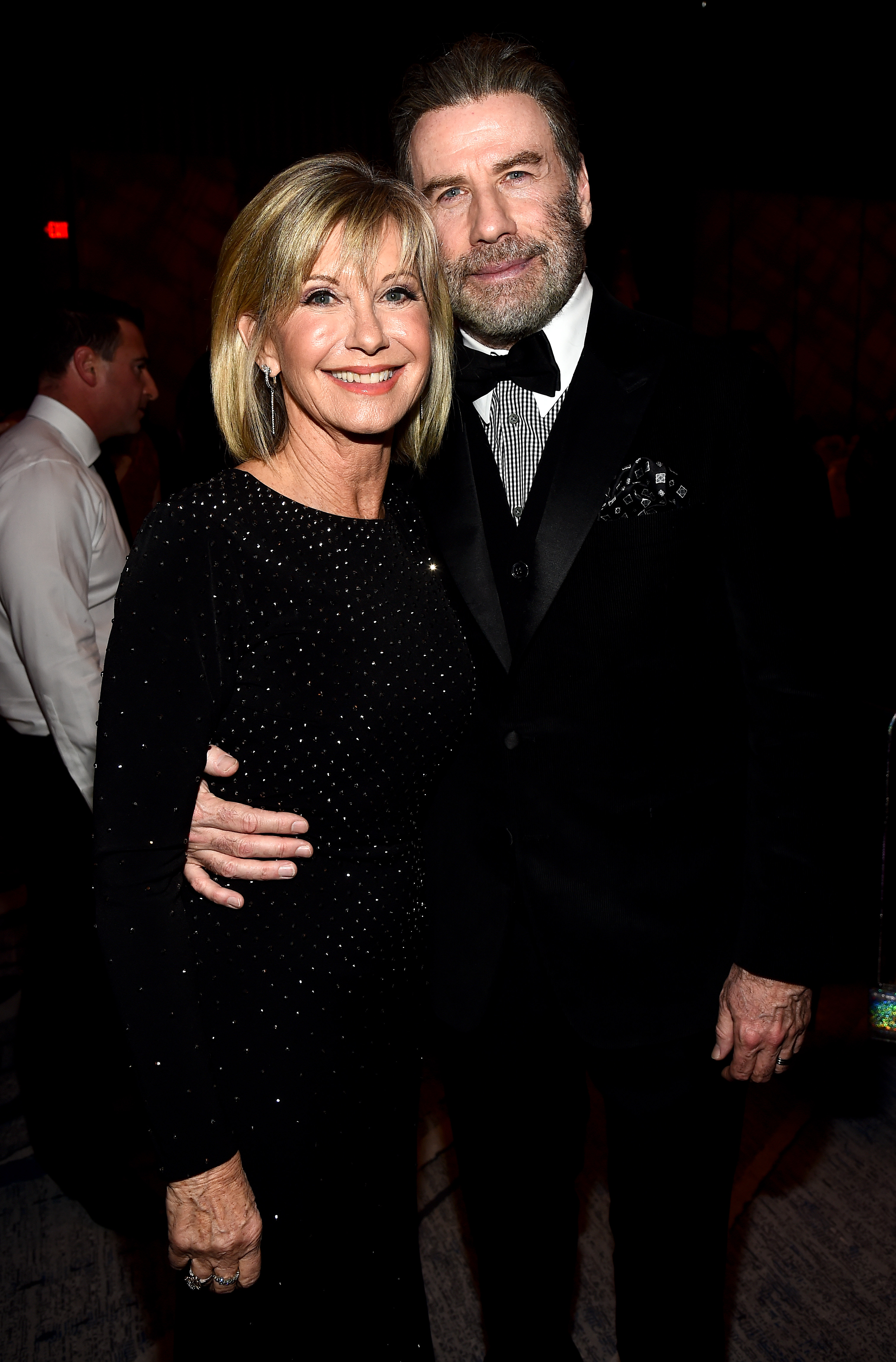 Olivia Newton-John Recalls How 'Nurturing and Sweet' John Travolta Was on 'Grease'