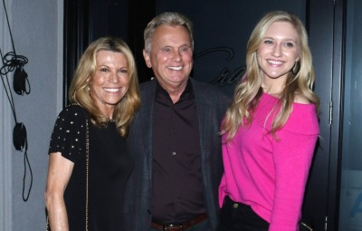Vanna White, Pat Sajak and Maggie Sajak out and about, Los Angeles, USA - 09 Jan 2020