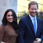 Prince Harry and Meghan Duchess of Sussex visit to Canada House, London, UK - 07 Jan 2020