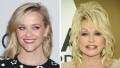 Reese Witherspoon Dolly Parton
