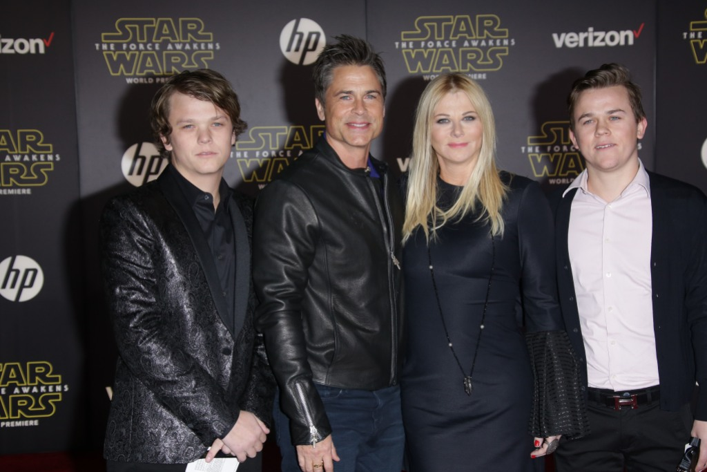 'Star Wars: The Force Awakens' film premiere, Los Angeles, America - 14 Dec 2015