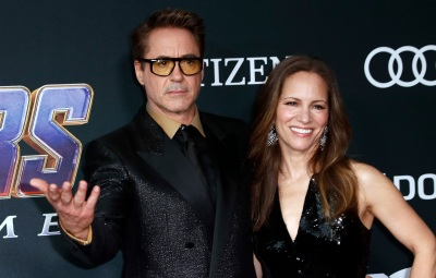 Robert Downey Jr Susan Downey