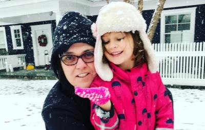 Rosie O'Donnell and daughter Dakota