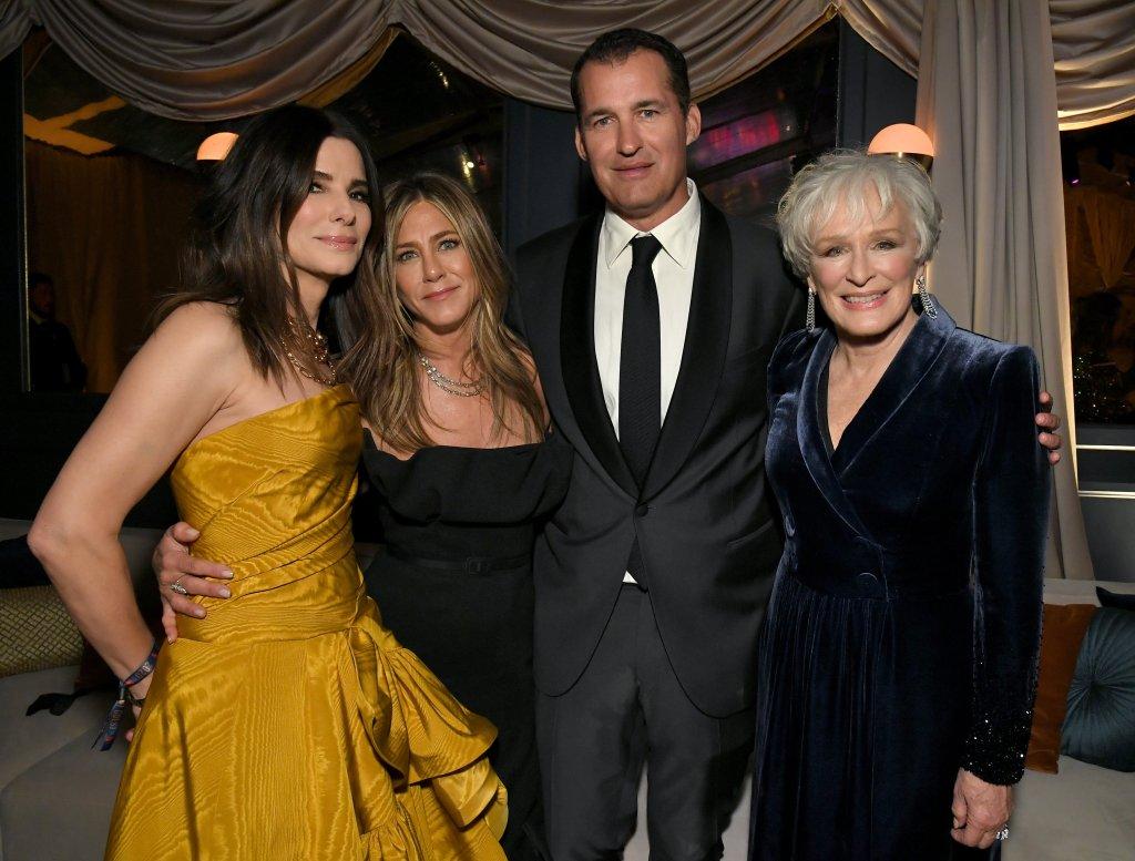 Netflix Golden Globes After Party, Inside, Los Angeles, USA - 05 Jan 2020