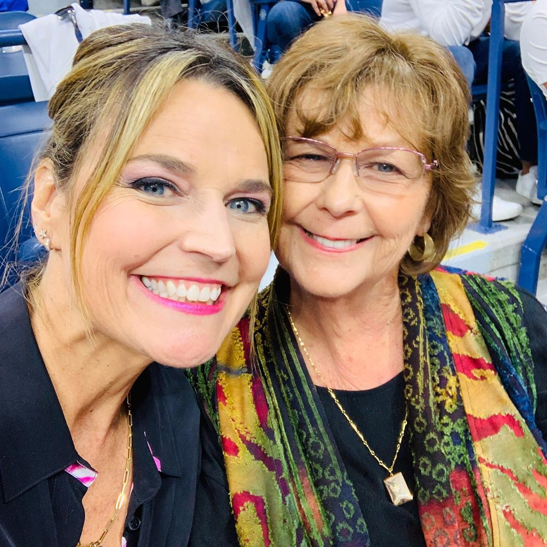 Savannah Guthrie Celebrates Mom Nancy's 78th Birthday With Sweet Post: 'My Heart and My Everything'