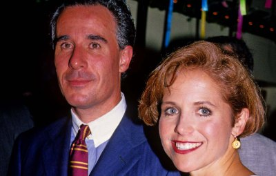 Katie Couric and Jay Monahan 1994