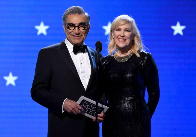 25th Annual Critics' Choice Awards - Show, Santa Monica, USA - 12 Jan 2020
