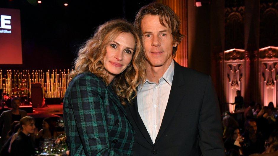 Julia Roberts and Danny Moder date night