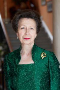 Princess Anne 70th birthday portraits, Gatcombe Park, UK - 14 Aug 2020