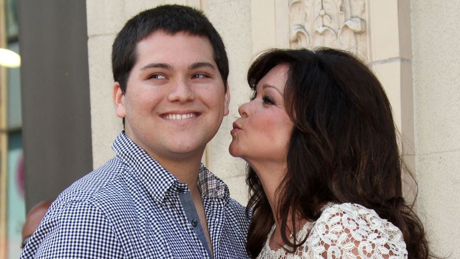 Valerie Bertinelli honoured with a star on The Hollywood Walk of Fame, Los Angeles, America - 22 Aug 2012