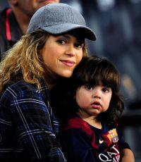 Shakira son Milan
