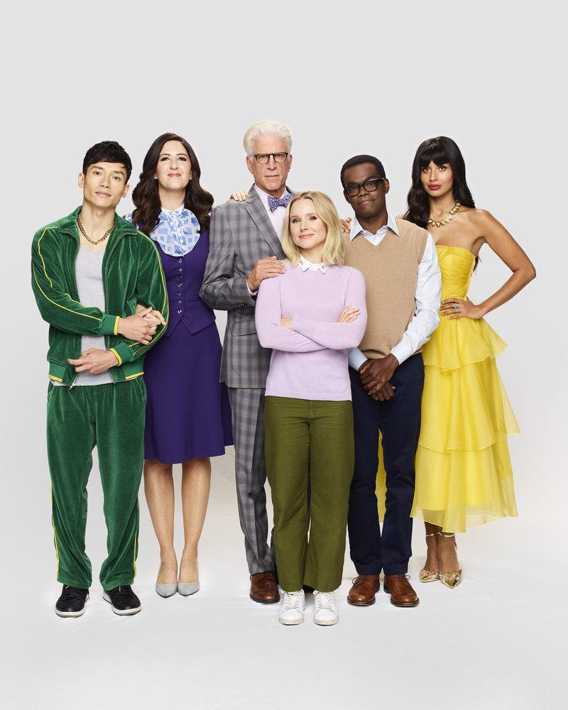 'The Good Place' Cast