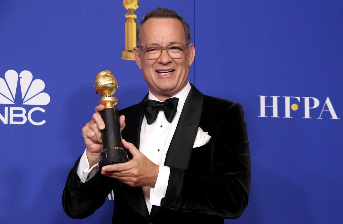 Tom Hanks Gestrandet