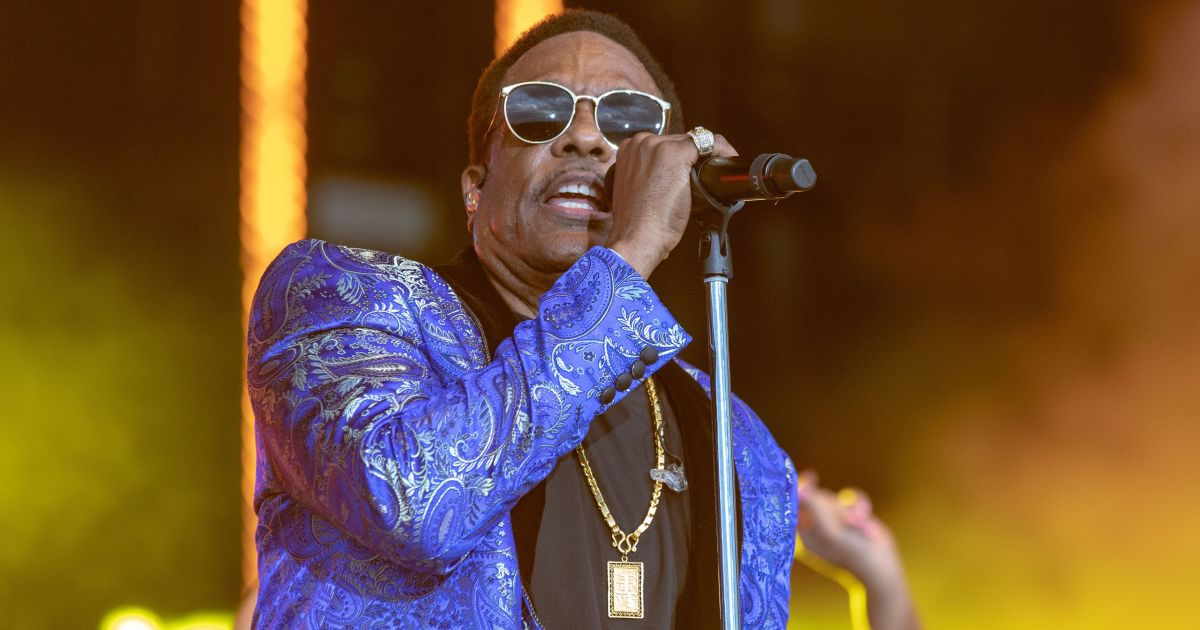 Who Is Charlie Wilson? Everything to Know About the 'There Goes My Baby' Singer