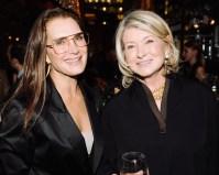Brooke-Shields-and-Martha-Stewart