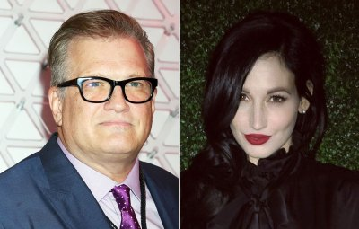 Drew Carey Tearfully Pays Tribute to Ex-Fiancée Amie Harwick