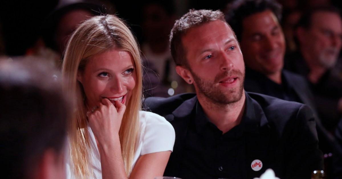 Gwyneth Paltrow Says Chris Martin Helped Her Through Postpartum