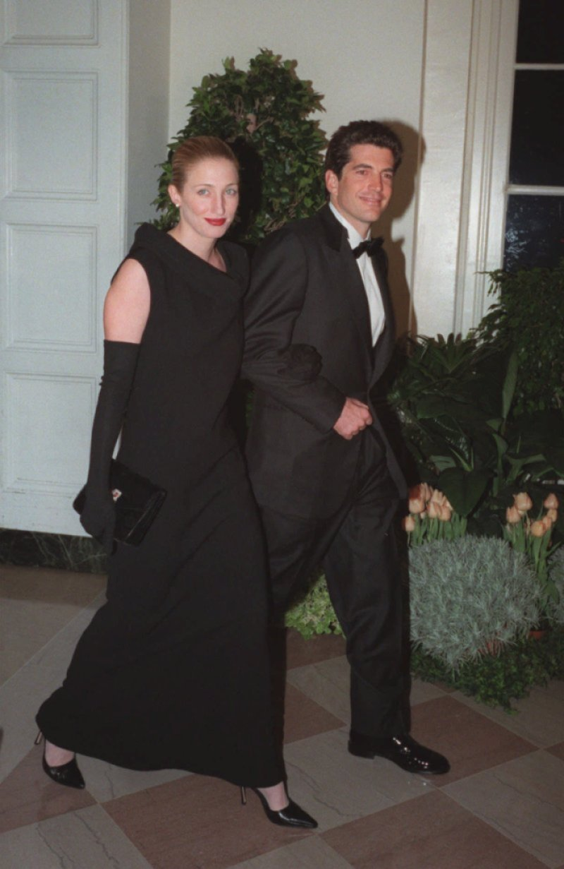 John F Kennedy Jr. 1999