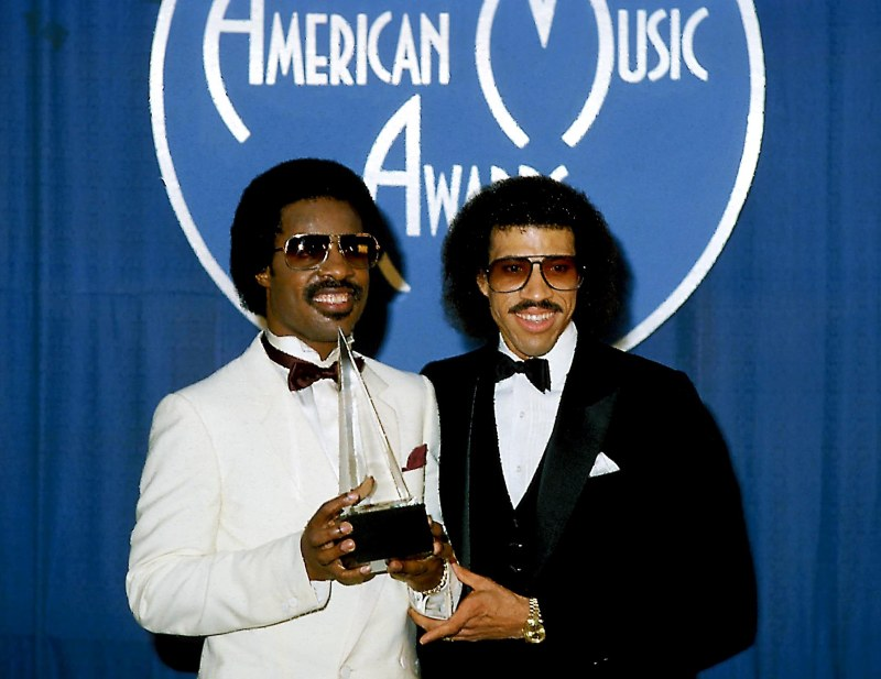 Stevie Wonder Lionel Richie