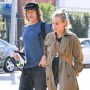 Diane Kruger and Norman Reedus Out and About