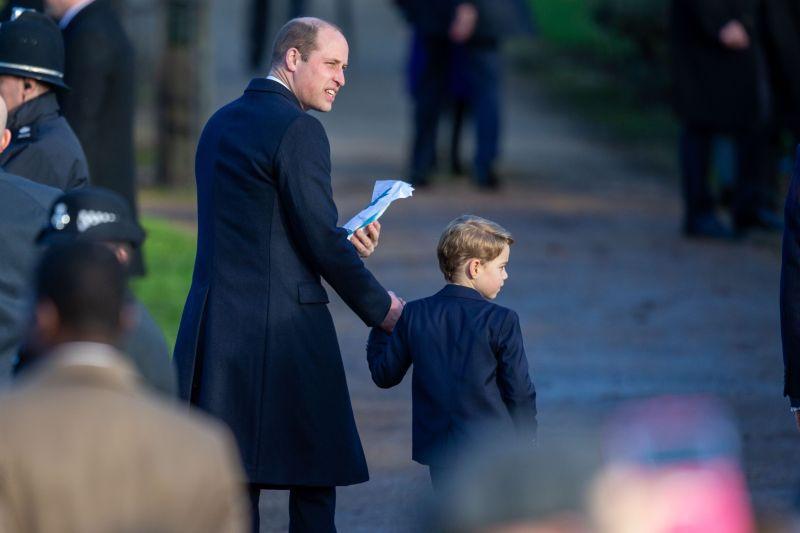 Prince William Prince Georgeg