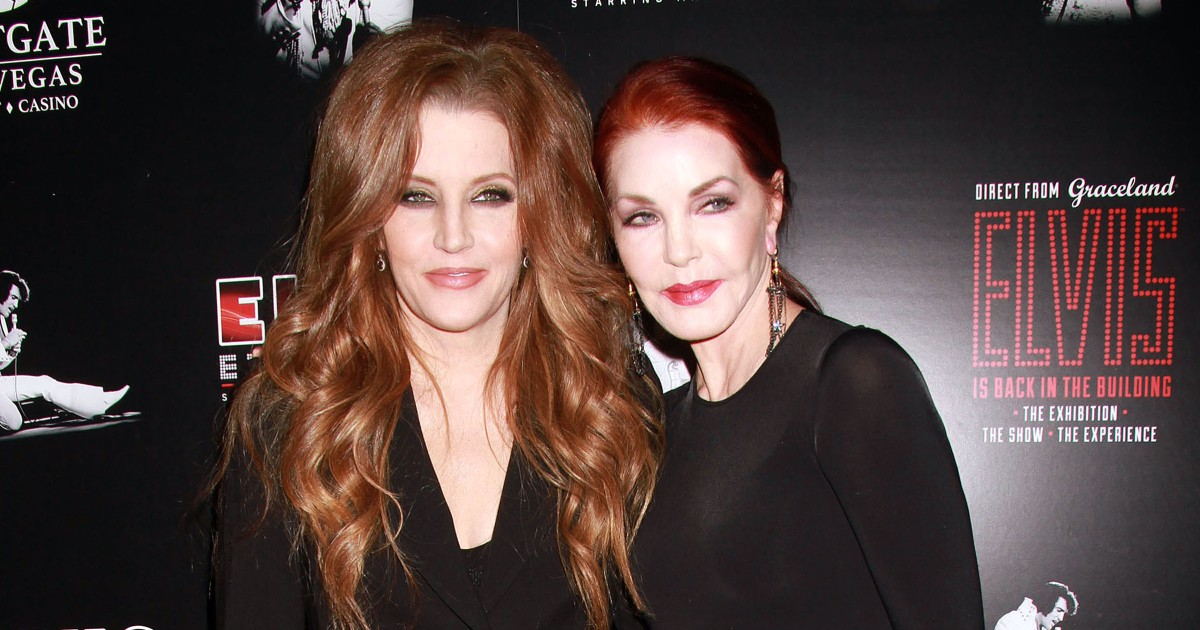 Priscilla Presley Wishes Lisa Marie Presley A Happy Birthday
