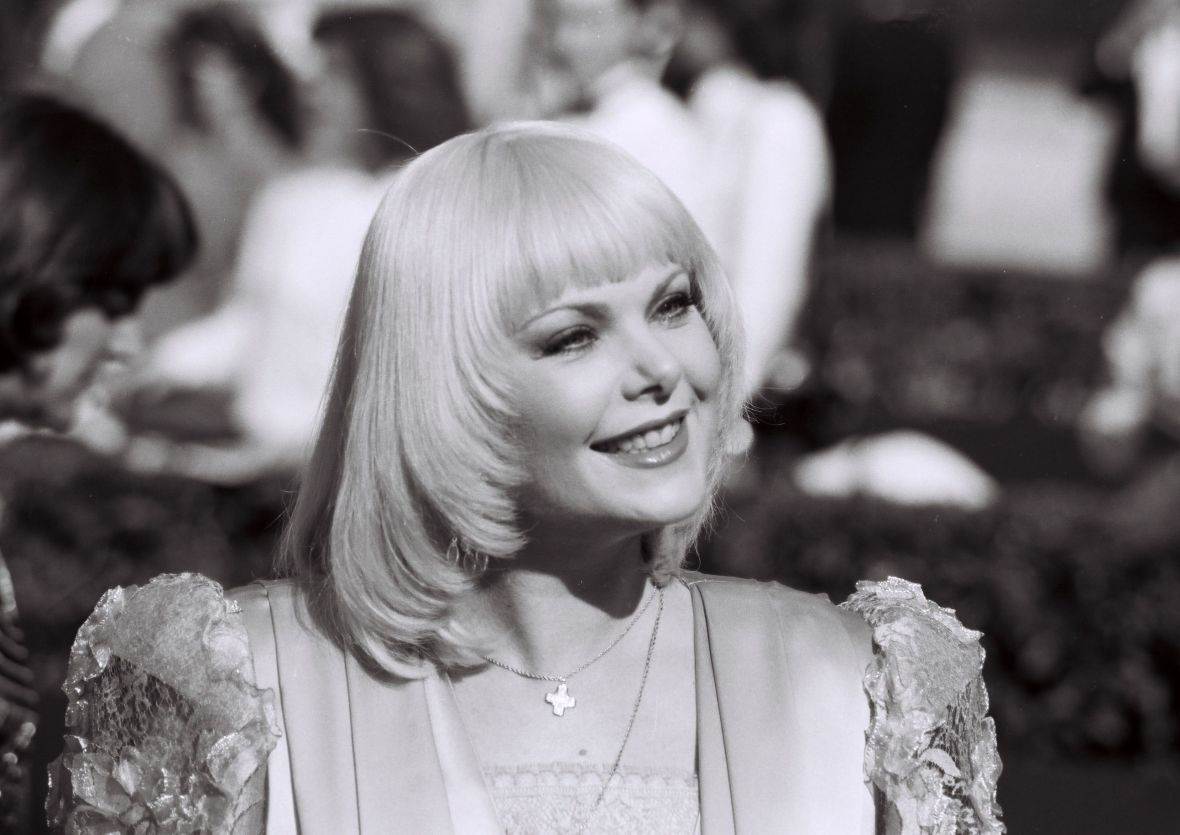 Ann Jillian at the 1985 Emmys