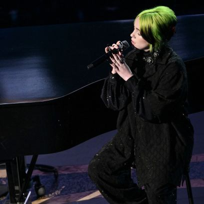 Billie Eilish Sings the In Memoriam Tribute at the 2020 Oscars